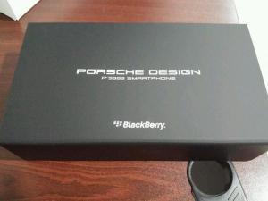 BlackBerry Porsche Design P'9983 смартфон