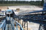 Ленточный бетонный завод HZS 180 / 2