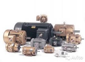 Взрывозащищенный электродвигатель ВАО 61-4