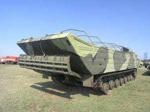 ПТС-2 плавающий транспортер спецтехпортал.рф