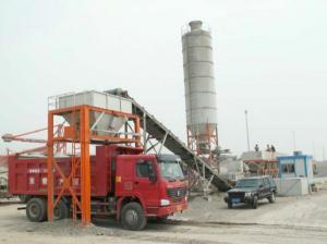 Грунтостабилизирующая установка MWB300