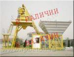 Мобильный бетонный завод МВТ08