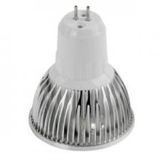 светодиодная лампа 3Вт GU5.3 2400lm+10%ЛМ