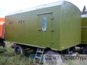 Прицеп, вагон-бытовка КУНГ 2ПН-6