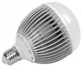 светодиодная лампа 15Вт из китайского производителя