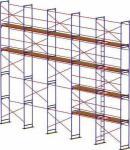 Леса строительные рамные ЛРСП-60 до 60м