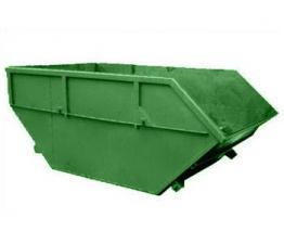 Бункер-накопитель БН-8 (для мусора, отходов, V=8 куб.м.)