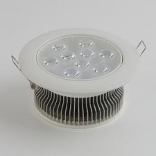 светодиодное потолочое осещение 9Вт