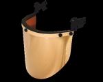 Щиток защитный лицевой с креплением на каске КБТМ ВИЗИОН® TERMO - 04351