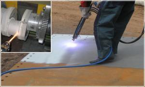 Антикоррозийное покрытие (металлизация конструкций)