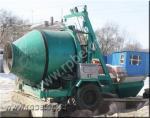 Гравитационный бетоносмеситель JZC 350