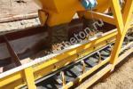 Скиповый бетонный завод HZS 40