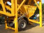 Транспортируемый мобильный бетонный завод YHZS 90