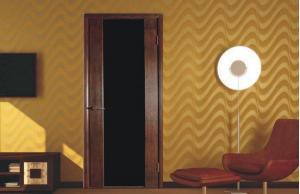 Межкомнатные двери комбинированные МДФ-ПВХ,МДФ-ЭКОШПОН,клееная сосна с калёным стеклом,под ключ от производителя в Могилёве и области.