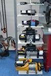 Автомобильная лебедка электрическая 5,6 т, X12500, 12В, Master-Winch