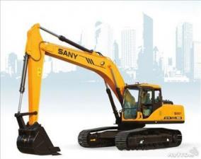 Экскаватор SANYSY215C