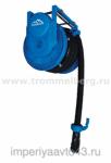 Катушка для удаления выхлопных газов механическая HR70-08/102 (шланг 8 м х O102 мм)