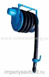 Катушка для удаления выхлопных газов электромеханическая HR70-08/102EH (шланг 8 м х O102 мм)