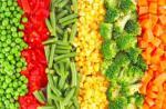 Замороженные овощи оптом