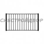 Металлический забор - 1