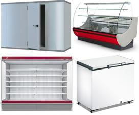 Торговое холодильное оборудование для магазинов.Доставка по Крыму.