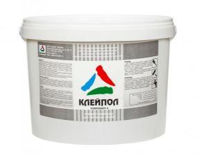 Клейпол - эпоксидный клеевой состав для бетонных полов