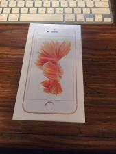 Apple iPhone 6S (Latest Model) - 128GB - Rose Gold (Unlocked) Smartphone