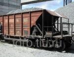 Доставка гравийного щебня жд вагонами