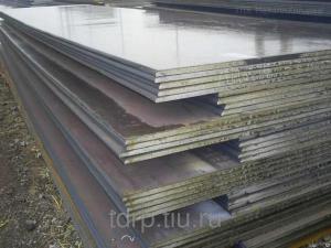 Прокат из низколегированной стали. ГОСТ 19281-89, марок 16ГС, 17ГС,17Г1С, 0
