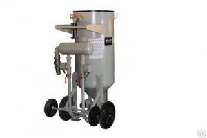Пескоструйный аппарат DSG - 300 2-х постовая ( ВМЗ )