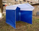 Палатка торговая Домик 2,5x1,9 (разборная)