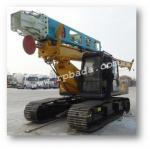 Сваебойно-бурильная установка LH50