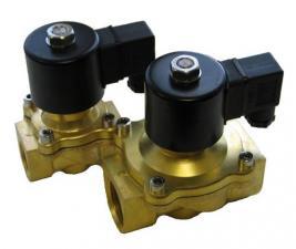 Клапан электромагнитный КЭГ-15