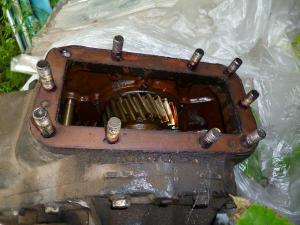 Раздаточная коробка ЗИЛ-131