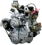 Двигатель УМЗ-4178 для автомобиля УАЗ