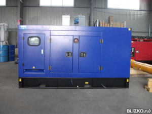 Дизельный генератор 30 кВт ДГУ ABC AД 30-Т400