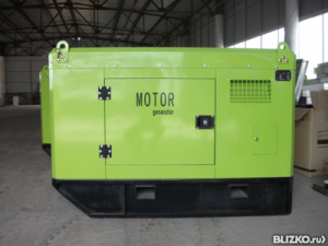 Дизельный генератор 30кВт ДГУ RICARDO AД 30-Т400
