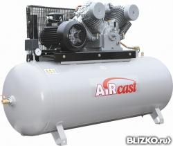 Поршневой компрессор 1700 л/м 500 л/ресивер 10атм