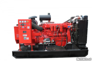 Дизельный генератор 200кВт ДГУ RICARDO AД 200-Т400