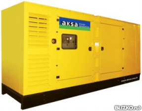 Дизельная электростанция AKSA AD-550