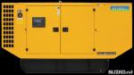 Дизельная электростанция генератор 160 кВт AKSA AD 220