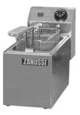4+4 л электрическая фритюрница FM44 от Zanussi