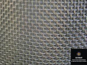 Сетка тканая нержавеющая ГОСТ 3826-82 6,0х1,2 (Собственного производства)