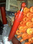 Гидроцилиндр ЦГ-80.40х630.22 подъема стрелы ПКУ 0.8 (КУН)