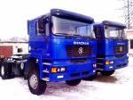 Тягач 6x6 SHAANXI SX4256DT385 кабина F2000