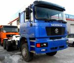 Тягач 6x6 SHAANXI SX4256DR385 кабина F2000