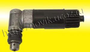 Дрель пневматическая ИП1104А угловая