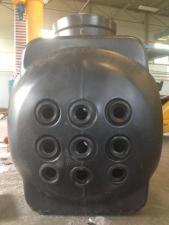 ККТ-2. Телекоммуникационный канализационный колодец