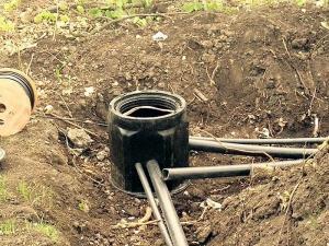 ККТМ-1 Телекоммуникационный канализационный колодец