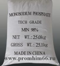Мононатрийфосфат MSPA (ортофосфат натрия 1-замещ., пищевая добавка Е-339i)